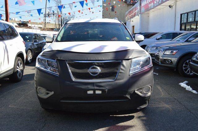 2014 Nissan Pathfinder SV Richmond Hill, New York 1