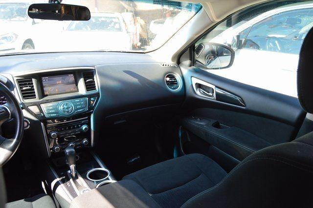 2014 Nissan Pathfinder SV Richmond Hill, New York 22