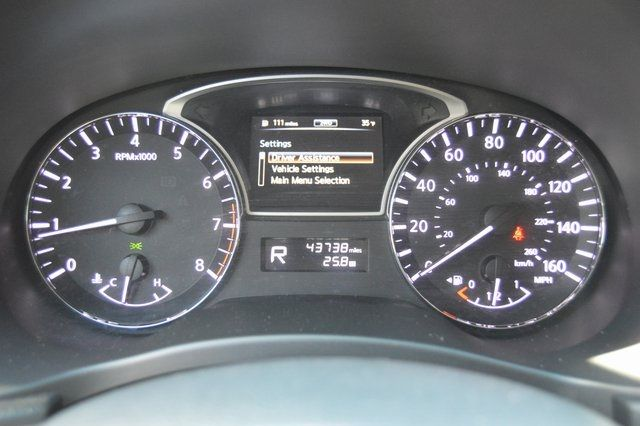 2014 Nissan Pathfinder SV Richmond Hill, New York 30