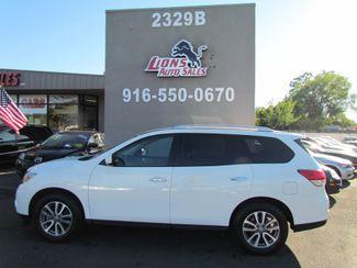 2014 Nissan Pathfinder SV Like New Sacramento, CA 7