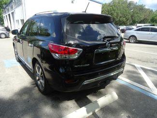 2014 Nissan Pathfinder Platinum SEFFNER, Florida 10