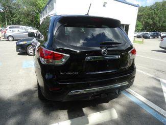 2014 Nissan Pathfinder Platinum SEFFNER, Florida 11