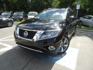 2014 Nissan Pathfinder Platinum SEFFNER, Florida 6