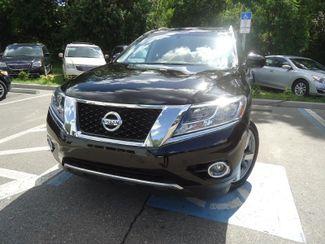2014 Nissan Pathfinder Platinum SEFFNER, Florida 7