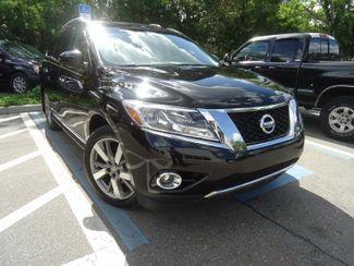 2014 Nissan Pathfinder Platinum SEFFNER, Florida 8