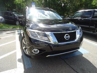 2014 Nissan Pathfinder Platinum SEFFNER, Florida 9