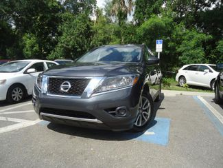 2014 Nissan Pathfinder SV SEFFNER, Florida 4