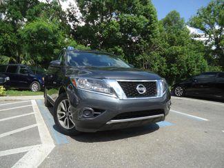 2014 Nissan Pathfinder SV SEFFNER, Florida 6