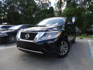 2014 Nissan Pathfinder S LEATHER SEFFNER, Florida