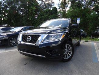 2014 Nissan Pathfinder S LEATHER SEFFNER, Florida 3