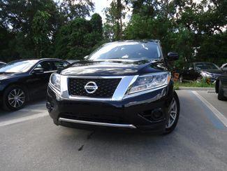 2014 Nissan Pathfinder S LEATHER SEFFNER, Florida 4