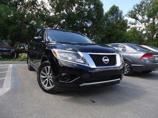 2014 Nissan Pathfinder S LEATHER SEFFNER, Florida 5