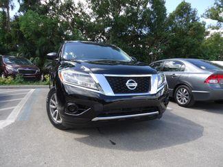 2014 Nissan Pathfinder S LEATHER SEFFNER, Florida 6