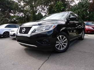2014 Nissan Pathfinder S W/ 3RD ROW Tampa, Florida 2