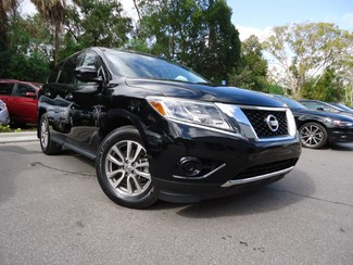 2014 Nissan Pathfinder S W/ 3RD ROW Tampa, Florida 3