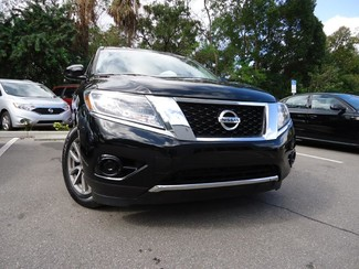 2014 Nissan Pathfinder S W/ 3RD ROW Tampa, Florida 4