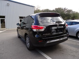 2014 Nissan Pathfinder S W/ 3RD ROW Tampa, Florida 5
