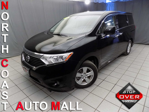 2014 Nissan Quest SV in Cleveland, Ohio