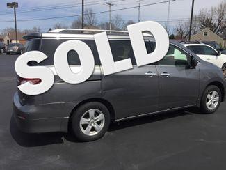 2014 Nissan Quest SV | Dayton, OH | Harrigans Auto Sales in Dayton OH