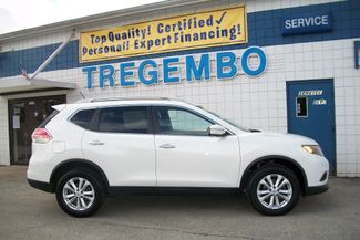 2014 Nissan Rogue AWD SV Bentleyville, Pennsylvania 36