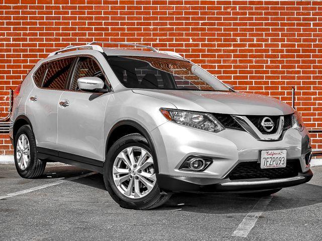 2014 Nissan Rogue SV Burbank, CA 1