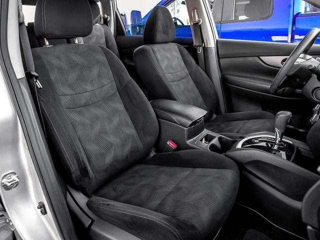 2014 Nissan Rogue SV Burbank, CA 12