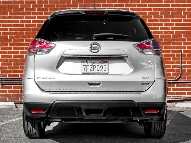 2014 Nissan Rogue SV Burbank, CA 3