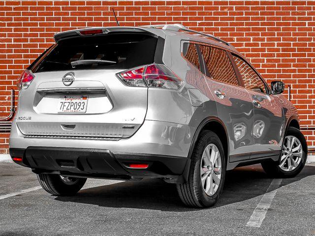 2014 Nissan Rogue SV Burbank, CA 5