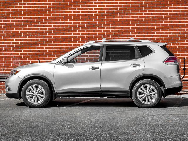 2014 Nissan Rogue SV Burbank, CA 7