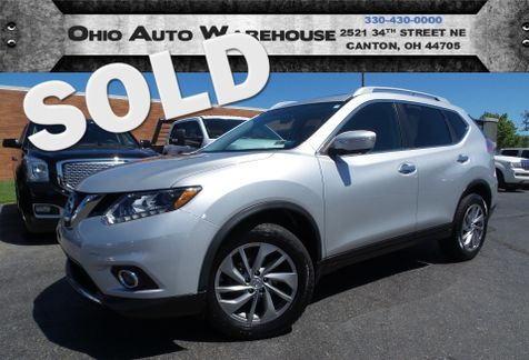 2014 Nissan Rogue SL Navi Pano Roof 1-Owner Clean Carfax We Finance | Canton, Ohio | Ohio Auto Warehouse LLC in Canton, Ohio