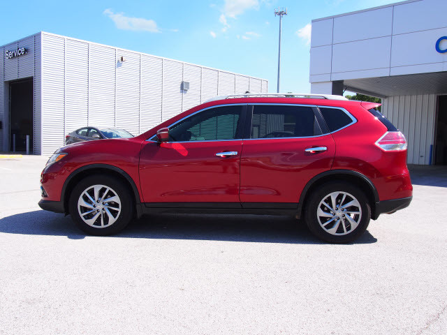 2014 Nissan Rogue SL Harrison, Arkansas 1