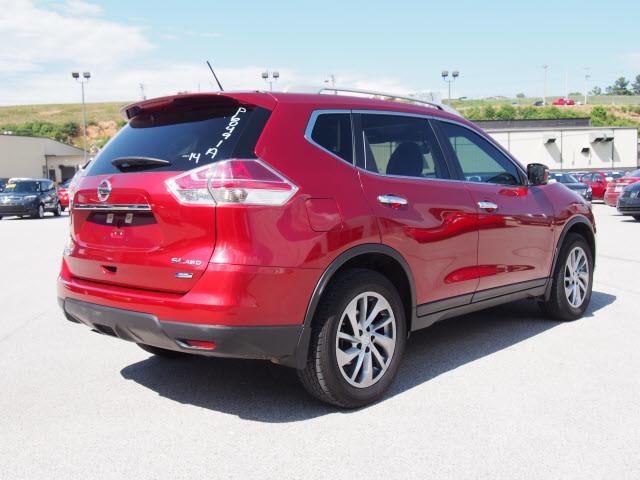 2014 Nissan Rogue SL Harrison, Arkansas 3