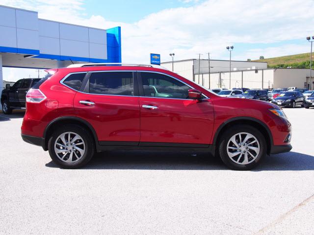 2014 Nissan Rogue SL Harrison, Arkansas 4