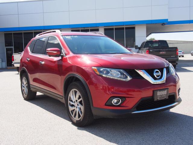 2014 Nissan Rogue SL Harrison, Arkansas 5