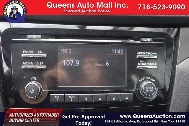 2014 Nissan Rogue S Richmond Hill, New York 11