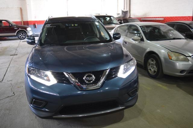 2014 Nissan Rogue SV Richmond Hill, New York 2