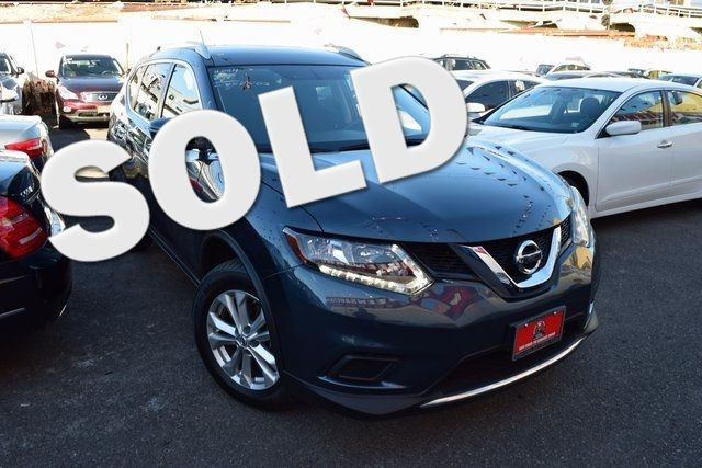 2014 Nissan Rogue SV Richmond Hill, New York 0