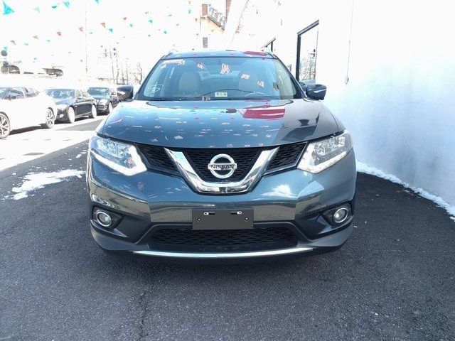 2014 Nissan Rogue SL Richmond Hill, New York 1