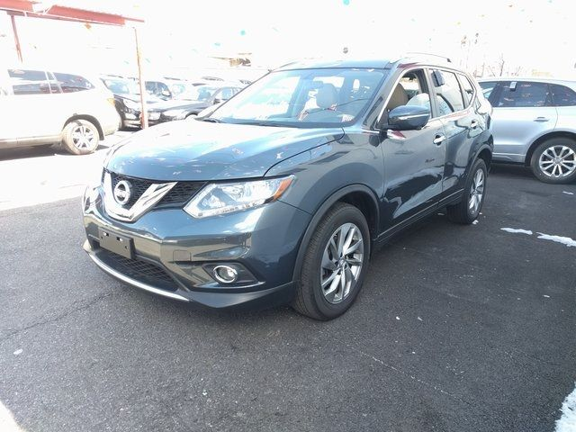 2014 Nissan Rogue SL Richmond Hill, New York 2