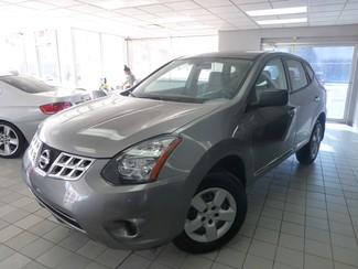 2014 Nissan Rogue Select S Chicago, Illinois 4