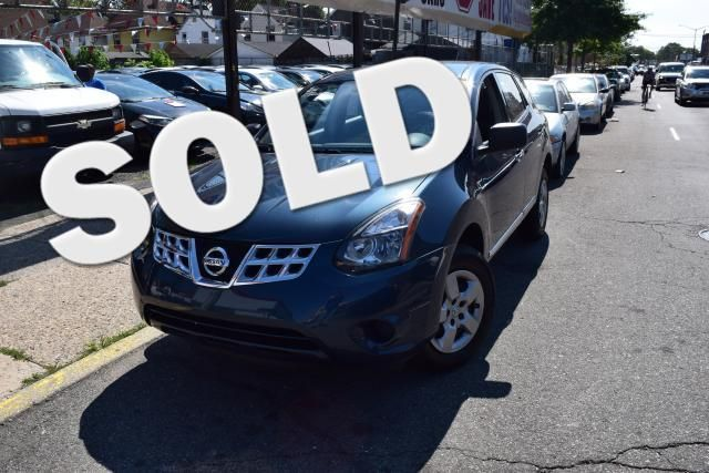 2014 Nissan Rogue Select S Richmond Hill, New York 0