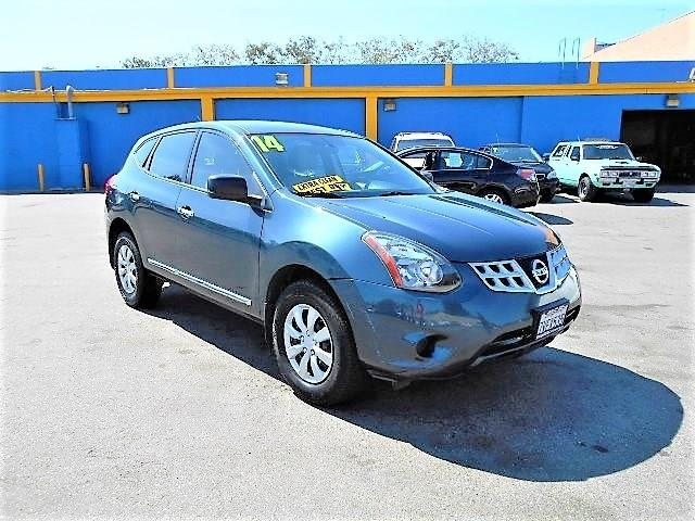 2014 Nissan Rogue Select S Limited warranty included to assure your worry-free purchase AutoCheck