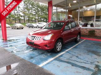 2014 Nissan Rogue Select in WATERBURY, CT
