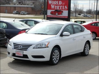 2014 Nissan Sentra 4dr Sdn I4 in  Iowa