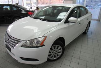 2014 Nissan Sentra FE+ S Chicago, Illinois 2
