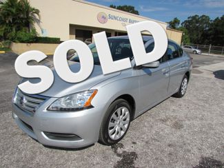 2014 Nissan Sentra SV   Clearwater, Florida   The Auto Port Inc in Clearwater Florida