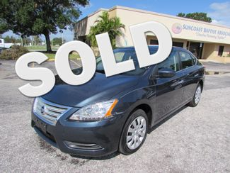 2014 Nissan Sentra S   Clearwater, Florida   The Auto Port Inc in Clearwater Florida