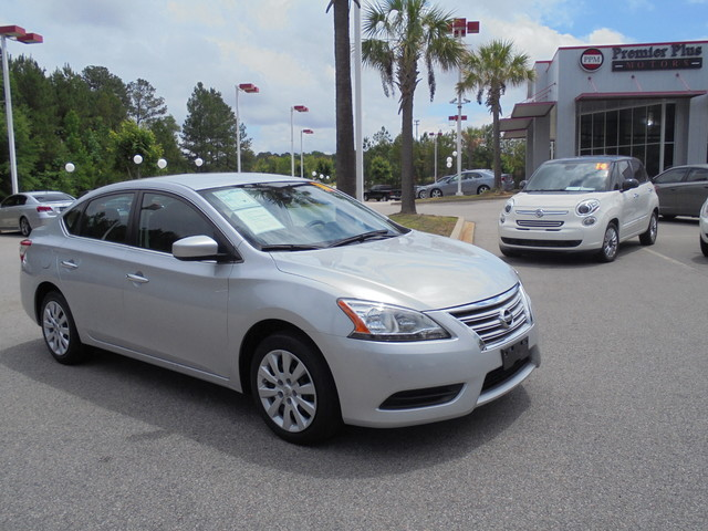 2014 Nissan Sentra S DISCLOSURE Internet pricing is subject to change daily It is a BUY-OUTRIGHT