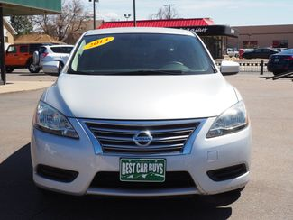 2014 Nissan Sentra S Englewood, CO 1