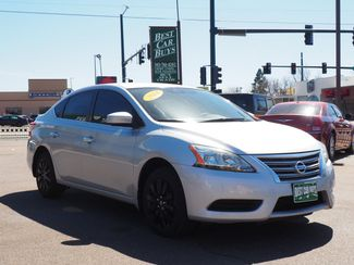 2014 Nissan Sentra S Englewood, CO 2